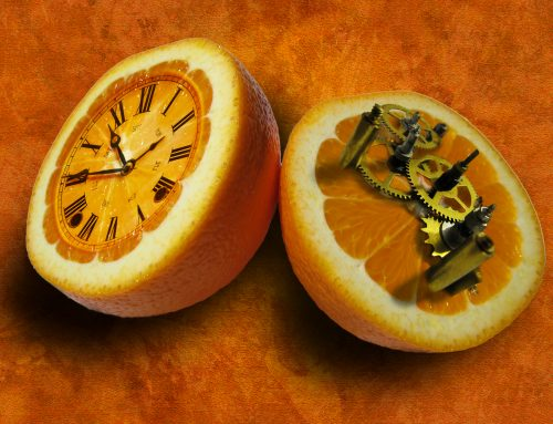"""Metade da laranja"""