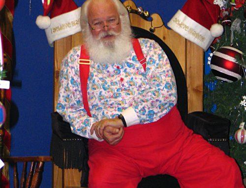 Manhêêê, Papai Noel existe???